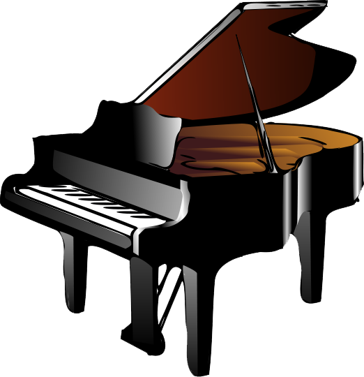 Piano HD PNG