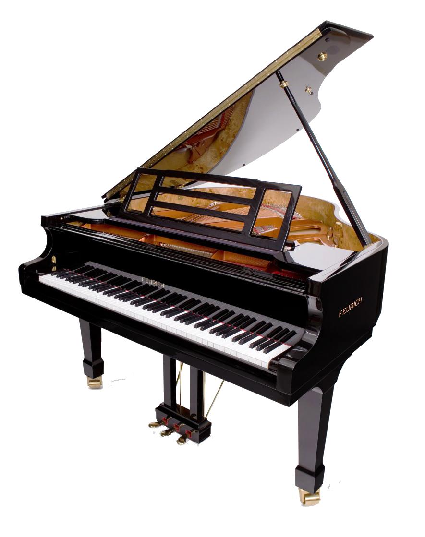 Piano PNG - 10822