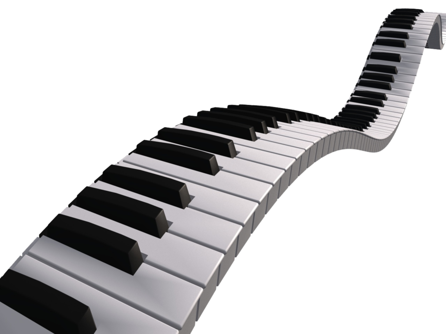 Piano Keyboard PNG - Piano PNG