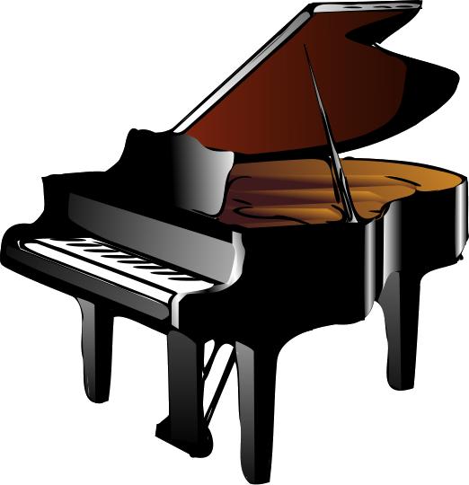 Piano PNG - 10820