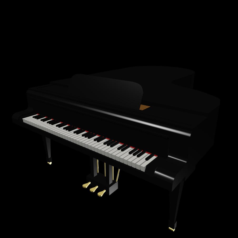 Piano PNG - 10816