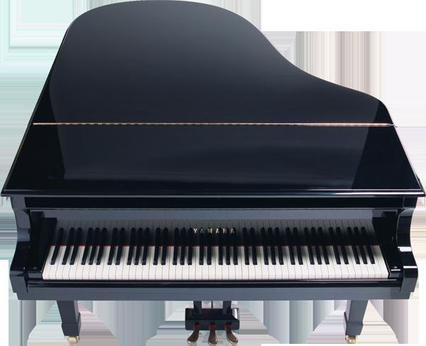 Piano PNG - 10834