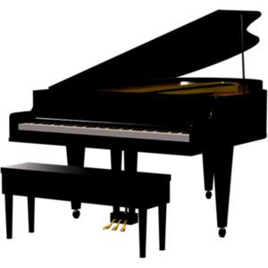 Piano PNG - 10831