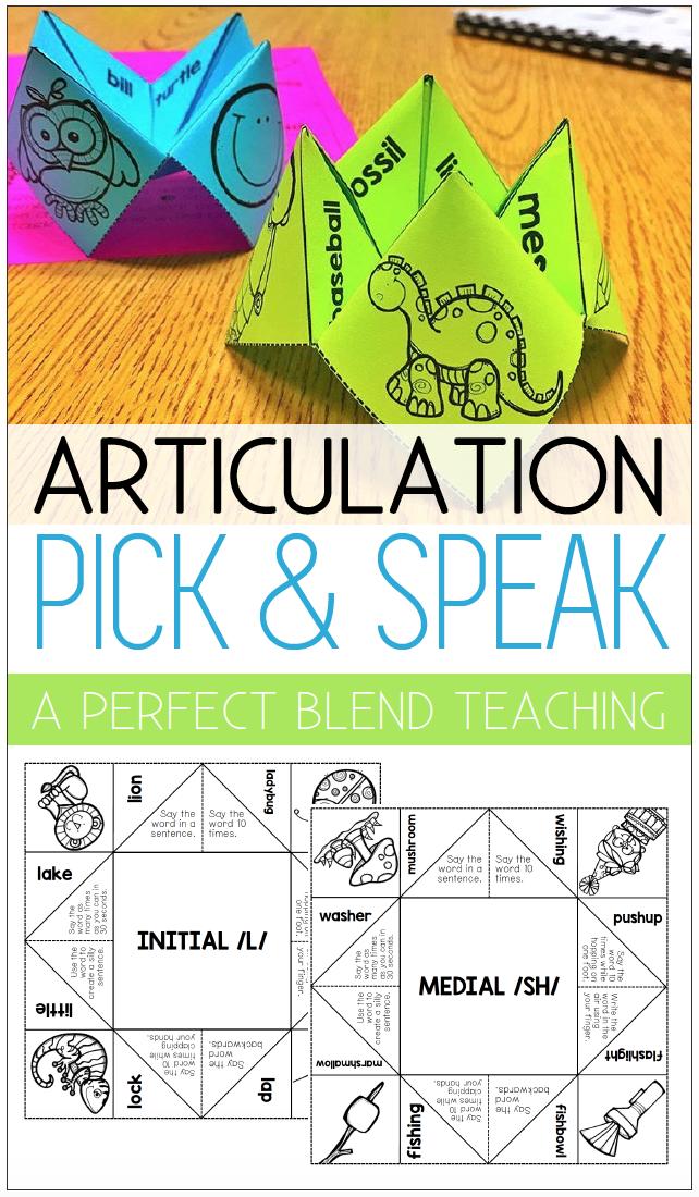 Pick u0026 Speak for Articulation - Pick And Speak PNG