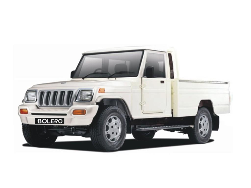 Mahindra Bolero - Pickup HD PNG