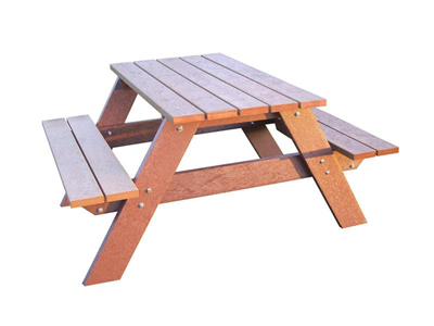 Econo-Design Picnic Table - 4ft - Picnic Bench PNG