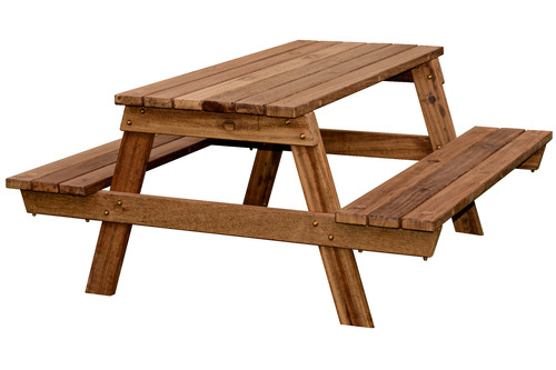 Picnic Bench Yellowstone - Picnic Bench PNG