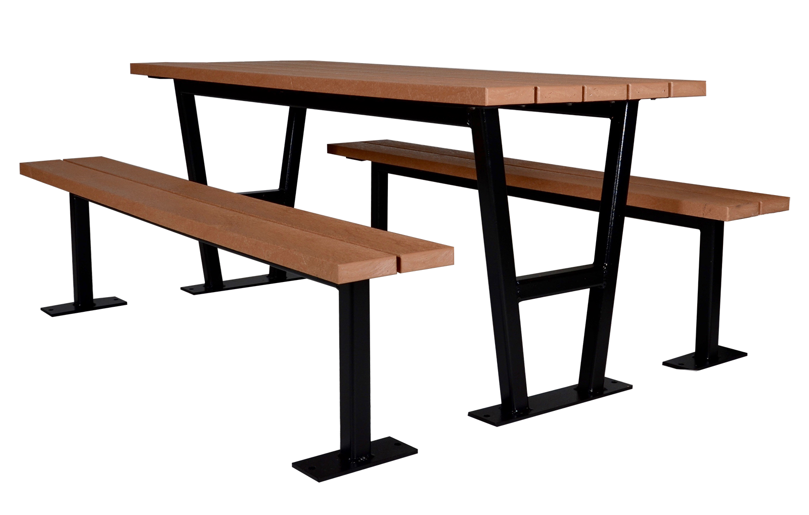Rutherford Picnic Table - Picnic Bench PNG