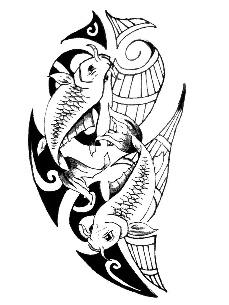 Fish Tattoos PNG - 915