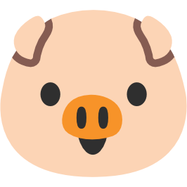 HEY android : DOG FACE EMOJI Pig face - Pig Face PNG HD
