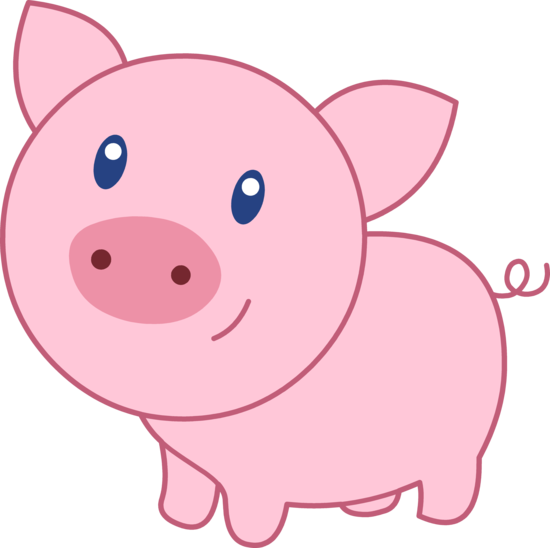 Pig Clip Art Animals Cleanclipart u0026middot Pig Face Coloring. Pig Face  Png - Pig Face PNG HD