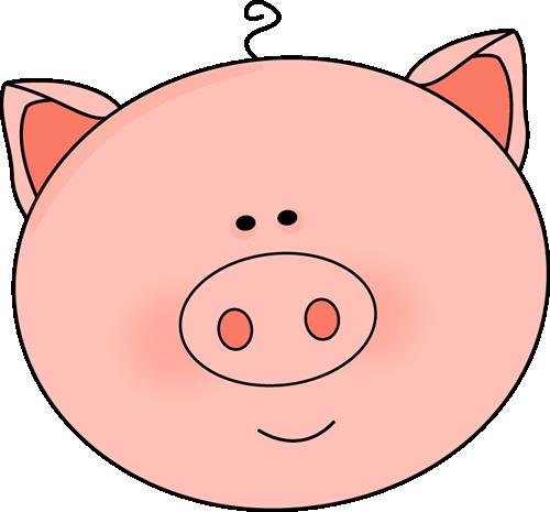 Pig Face Clipart Pig Face Clip Art Pig Face Image Clip Art - Pig Face PNG HD