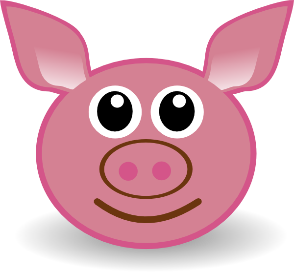 PNG: small · medium · large - Pig Face PNG HD