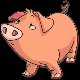 Pig Transparent Background - Pig PNG
