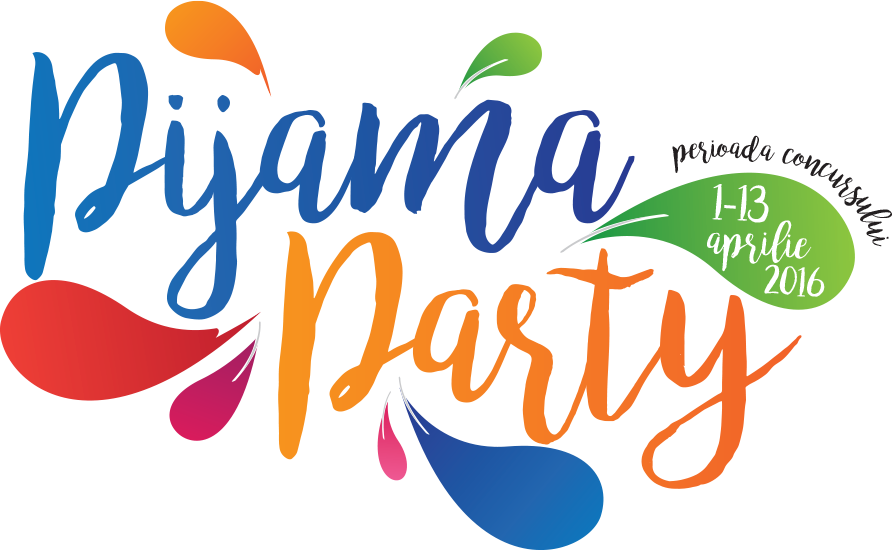Background 1 Logo. - Pijama Party PNG