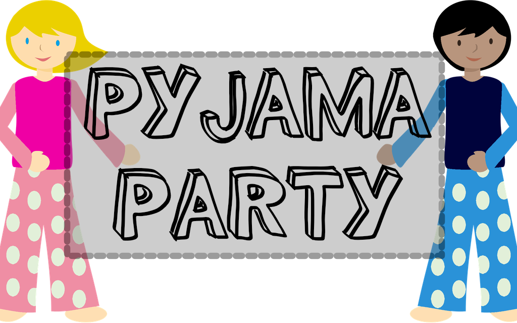 Pajama Party ! - Pijama Party PNG