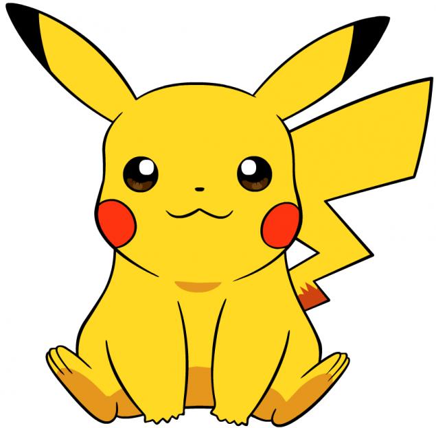 Pikachu Face PNG - 79923