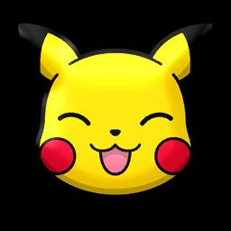 Pikachu Face PNG
