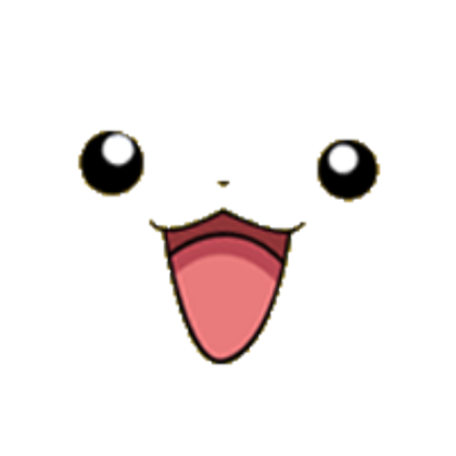 Pikachu Face - Pikachu Face PNG