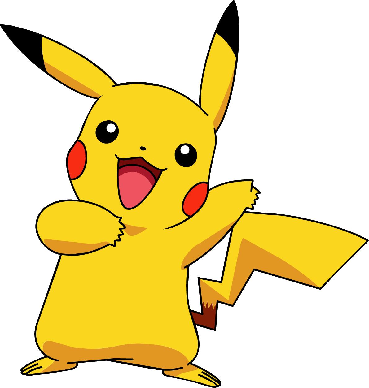 Pikachu PNG - Pokemon PNG