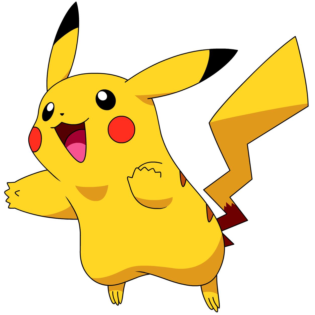 Pikachu.png - Pokemon PNG