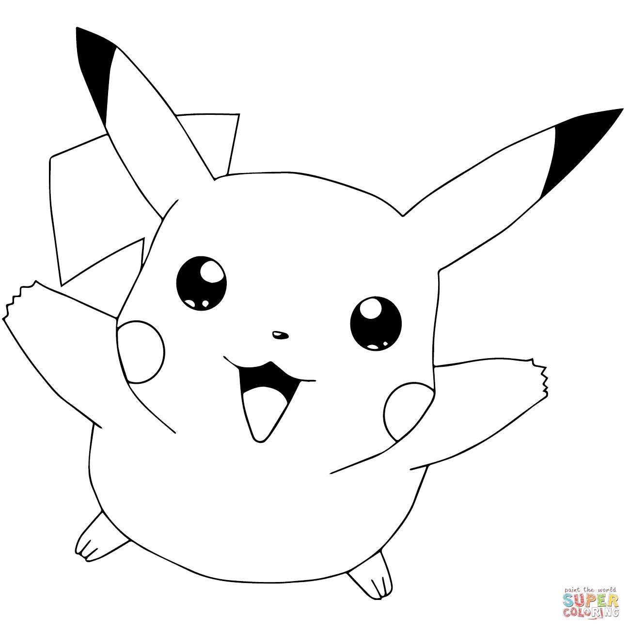 Click the Pokémon GO Pikachu