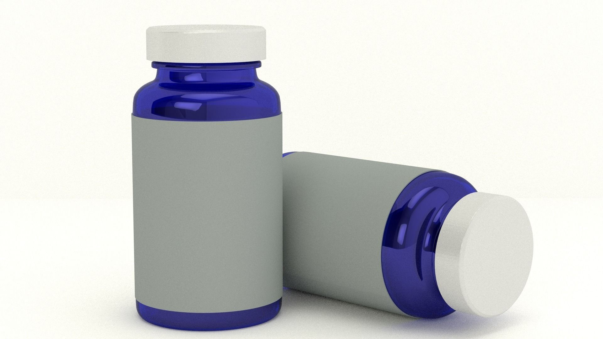 medicine bottle 3d model obj 3ds fbx blend mtl PlusPng pluspng.com - PNG Medicine  Bottle - Pill Bottle PNG HD