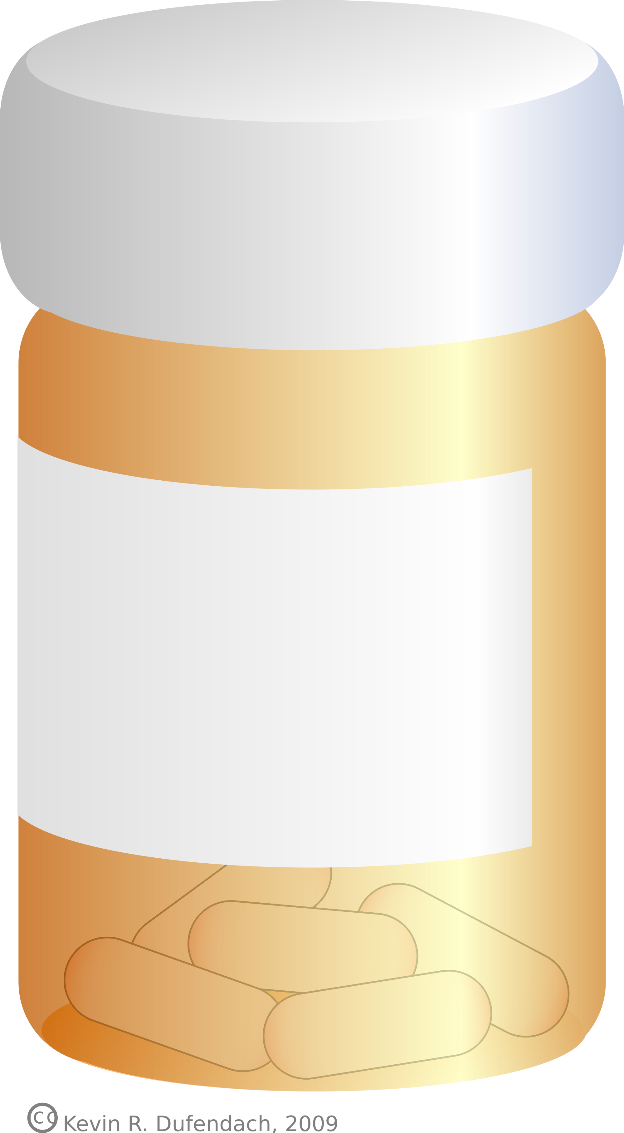 Open PlusPng pluspng.com - PNG Medicine Bottle - Pill Bottle PNG HD