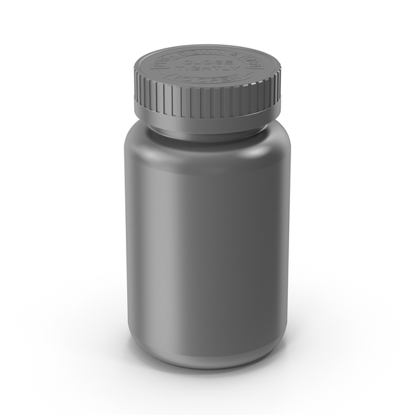 Pill Bottle PNG HD