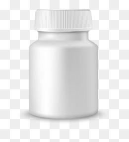 White bottles, Drug, Drug, Medical Devices PNG and Vector - Pill Bottle PNG HD