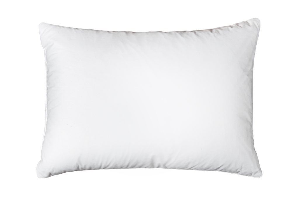 White Goose Down Pillow by Down Etc. - Pillow HD PNG