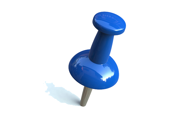Pushpin PNG Pic - Pin HD PNG