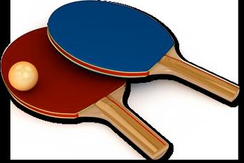 Ping Pong racket PNG image - Ping Pong PNG