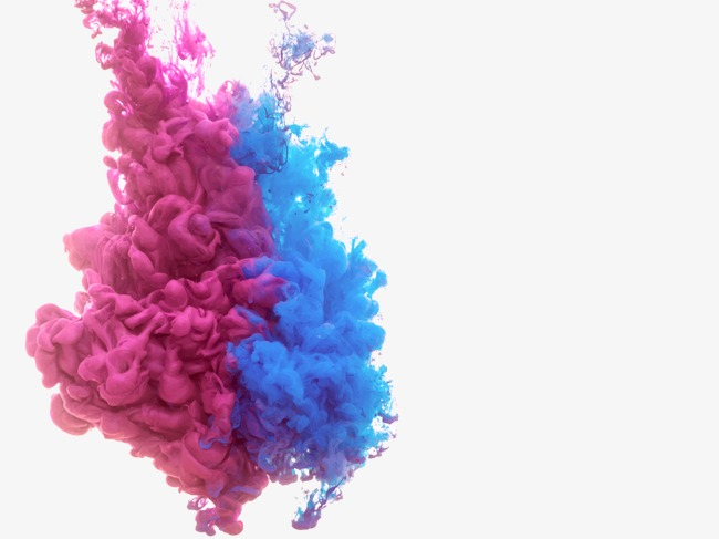 blue and red color smoke, Blue And Red, Color, Smoke PNG Image and - Pink And Blue PNG