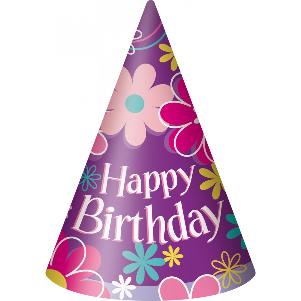 Pink Birthday Hat Insharepics - Birthday Hat PNG