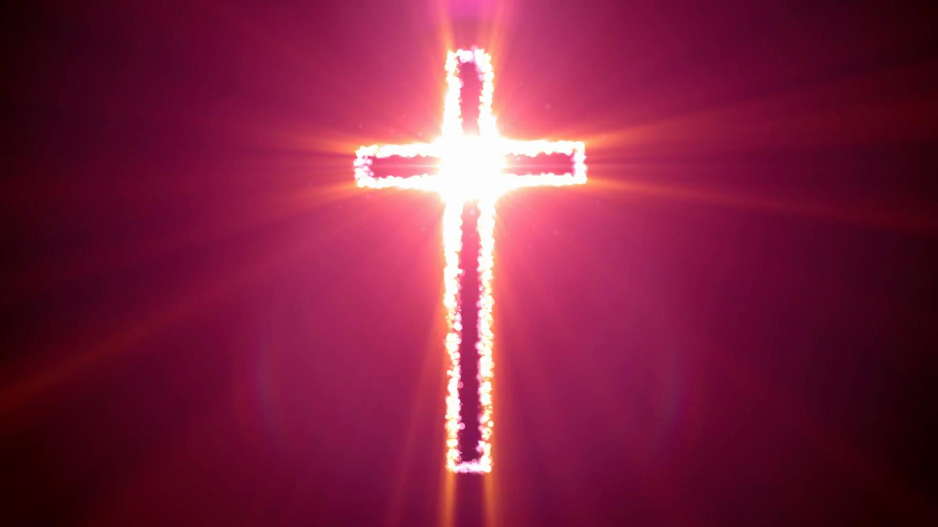 Pink Cross PNG HD - 121758