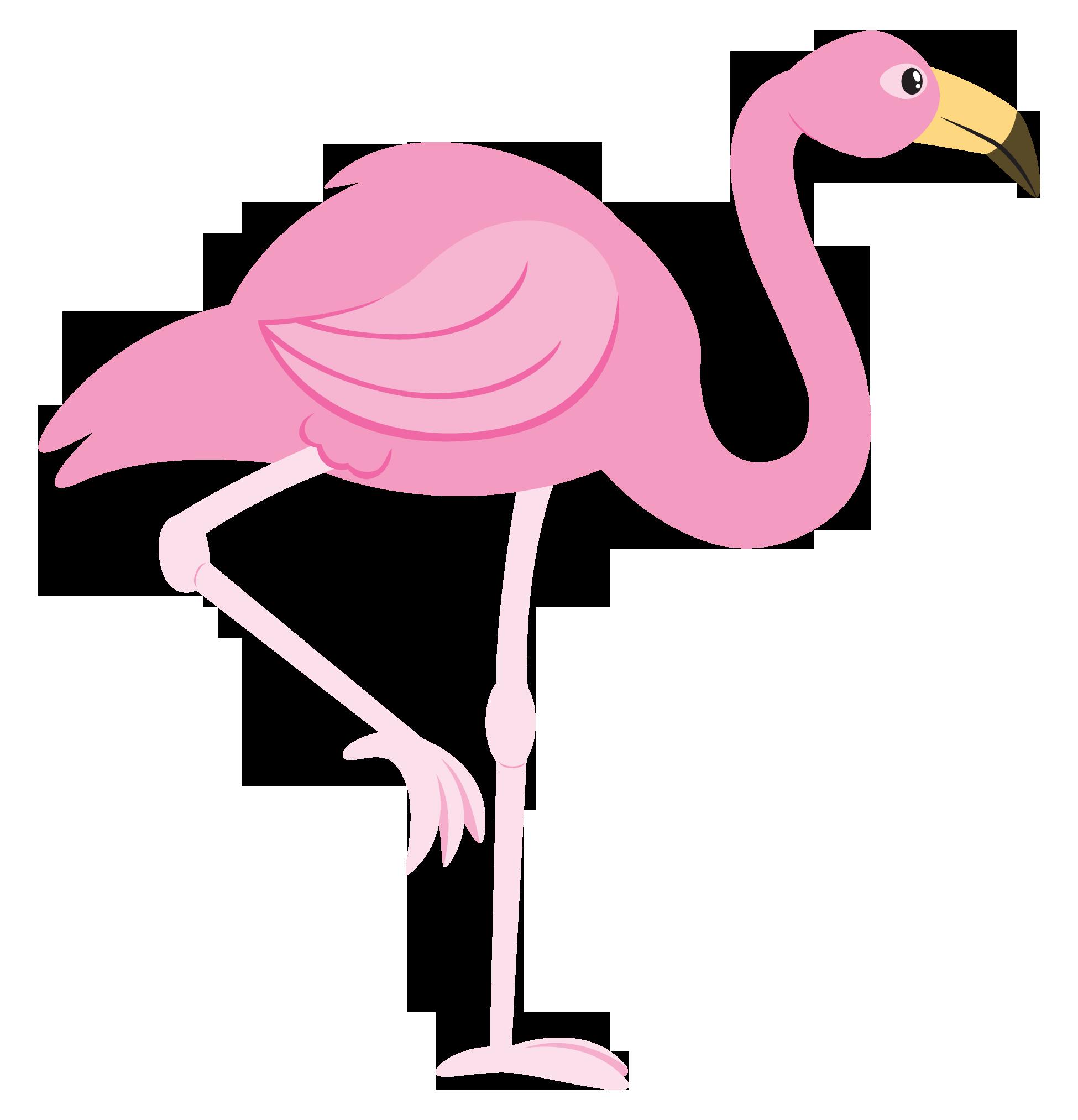 pink flamingo clip art | Flamingo2 - Flamingo PNG
