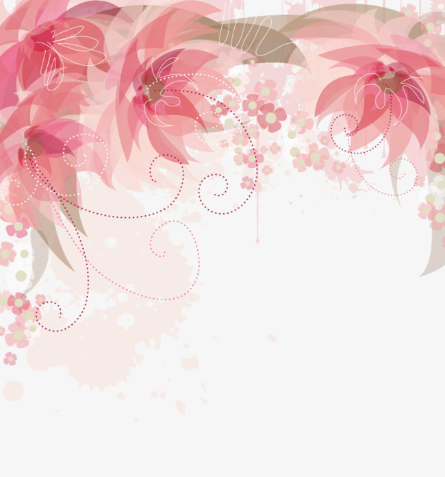 Pink Flower PNG - 132030