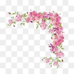 Pink flower png transparent pink flowerg images pluspng pink flowers pink flowers flowers leaves png image pink flower png mightylinksfo