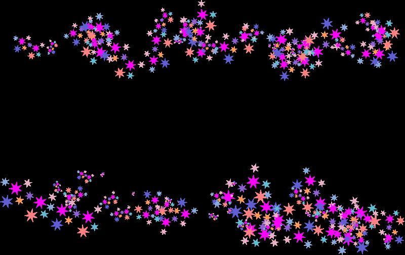 Stars Transparent PNG Sticker. Sheriffu0027s PlusPng.com  - Pink Star PNG HD
