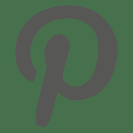 Pinterest flat icon Transparent PNG - Pinterest PNG