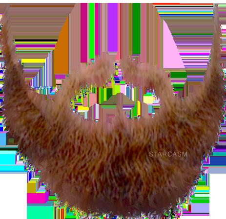 Beard Transparent Image PNG Image - Pirate Beard PNG