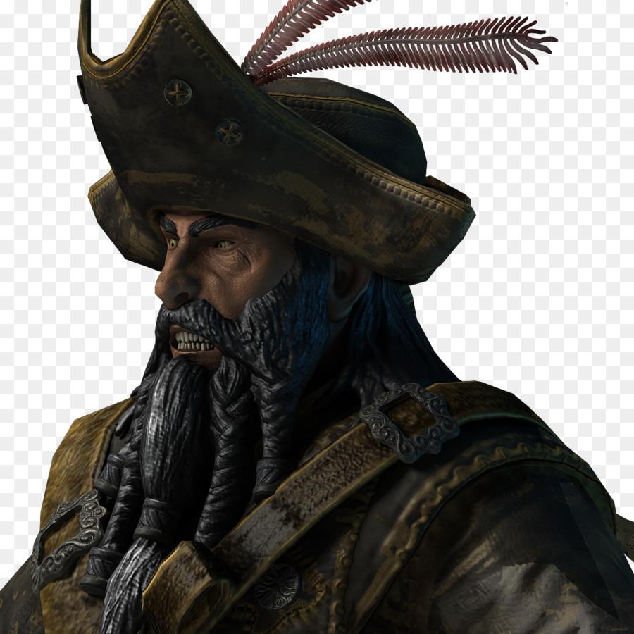 Thepix Sid Meieru0027s Pirates! Beard UV Mapping - Beard - Pirate Beard PNG