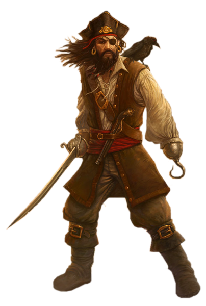 Pirates PNG - 2206
