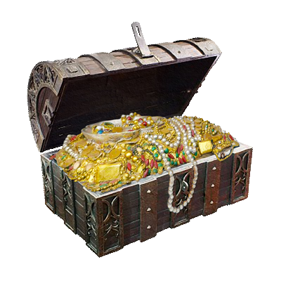 Do You Know Where Your Associationu0027s Treasure Chest Is? | DSK - Pirate Treasure Chest PNG HD