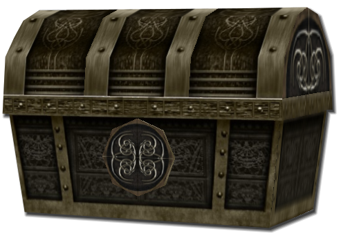 File:Sea Chest.png - Pirate Treasure Chest PNG HD