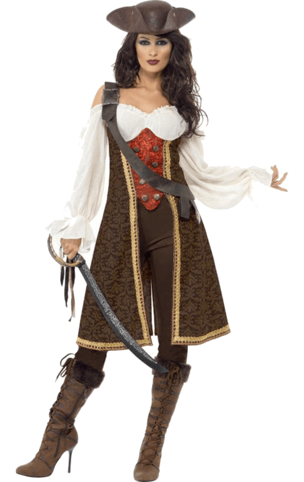 Pirate Wench PNG-PlusPNG.com-600 - Pirate Wench PNG