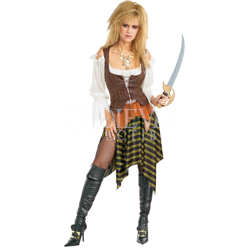 . PlusPng.com Pirate Wench Costume (11) - Pirate Wench PNG