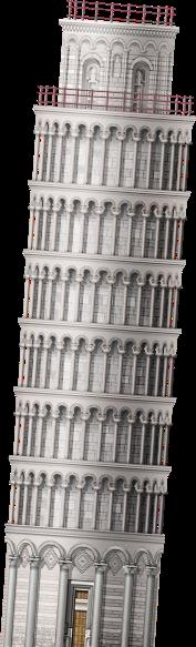 Pisa Tower PNG - 71708
