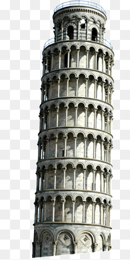 Leaning Tower, Leaning Tower, Miracle, Travel PNG Image - Pisa Tower PNG